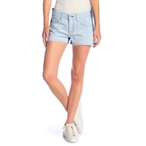 rag & bone | 2-Tone Cut-off Denim Shorts | Sz 25